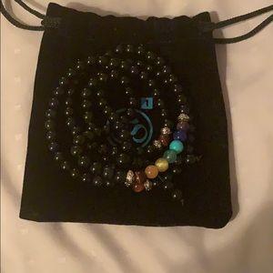 Jewelry - Chakra beaded mala bracelet